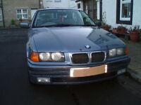 Year 2,000 BMW 3 Series 318 ti SE Compact Hatchback VERY GOOD RUNNER