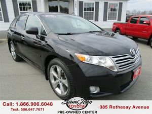 2010 Toyota Venza V6 with Leather