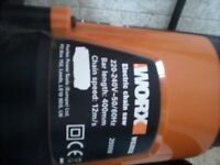 Worx Electric chain saw