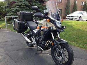 2016 Honda CB500X