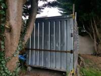 Metal container in a very good condition