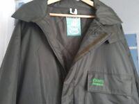 SNOW BEAR fishing suit.