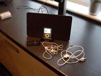 Apple iPod 8GB nano 3rd generation plus Docking Station