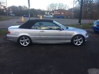 BMW 3 SERIES SMOOTH DRIVE SPOTLESS £1900