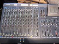 Yamaha Mixing Console GF16/12 - Music & Audio