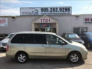 2005 Mazda MPV GX, WE APPROVE ALL CREDIT