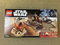 Lego 75174 - Star Wars Desert Skiff Escape - Brand New in the Box and Sealed