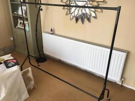 Thinking of moving?? 6ft rails for sale x 2