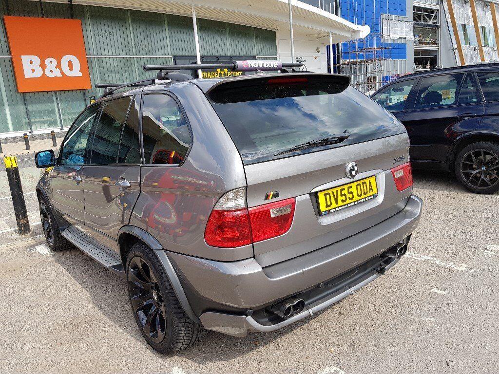 bmw x5 m sport 2005 automatic diesel car mileage