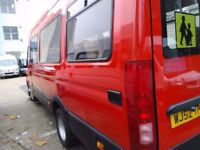 IVECO DAILY 2000 45C11 VERY GOOD MINI BUS , ALL NEW TYRES A GOOD ENGINE BODY GEARBOX ALL WORKING