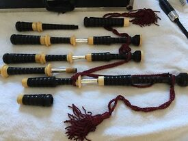 Wallace Liddell Bagpipes