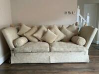 Beautiful Sofa and love seat