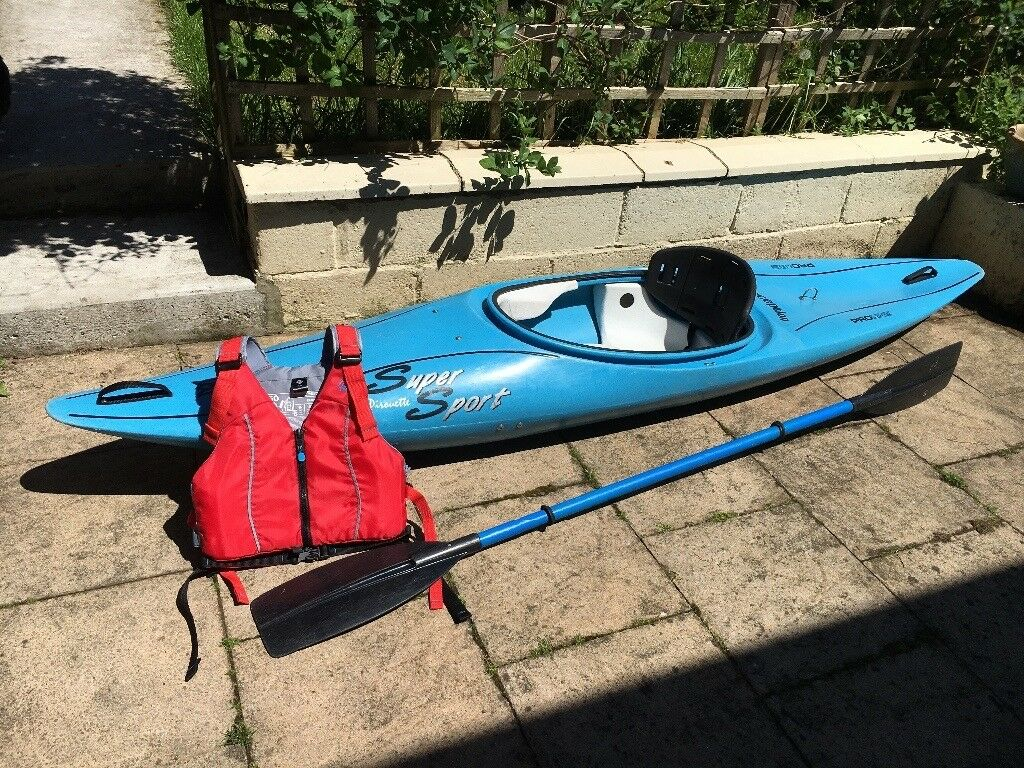 Perception Pirouette Super Sport Kayak | in Monmouth, Monmouthshire |  Gumtree