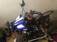80cc mini moto quad