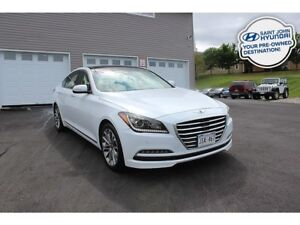 2015 Hyundai Genesis Luxury! LOADED! NAV! ALL WHEEL DRIVE!
