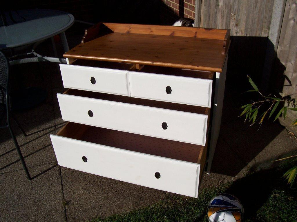 Ikea Leksvik Chest of Drawers Ikea Leksvik Four Chest of