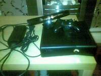 Xbox360 with connect and games