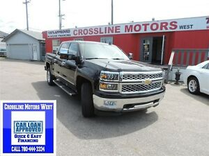 2015 Chevrolet Silverado 1500 LTZ LEATHER NAV DVD LOW KM COME TA