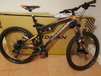 "Brand New Boardman Mountain Bike Team Full Suspension 27.5"""