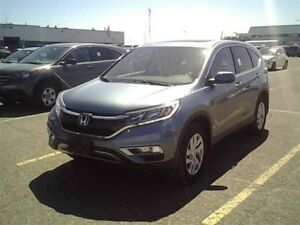2015 Honda CR-V EX-L / LEATHER / SUNROOF / AWD / HEATED SEATS