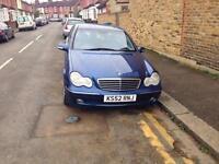 Mercedes C220 Avangarde 2.1 DIESEL