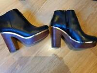 RIVER ISLAND BOOTS SIZE 7