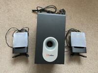 Labtec Speaker Set