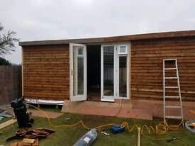 Summer house/garden shed