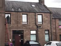 Attractive 1 Bed Ground Floor Flat. Coutties Wynd, Forfar