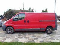 Breaking Renault Trafic 2005 Turbo Diesel, parts will fit Vauxhall Vivaro 2002-10