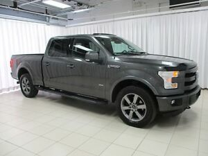 2015 Ford F-150 FX4 4X4 LARIAT 4DR ECOBOOST