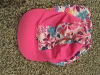 Girls Sun Safe Swim Hat