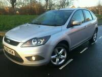 2010 60 FORD FOCUS 1.6 TDCI ZETEC*FSH*LADY OWNED*R.TAX-£30+CHEAP INSURANCE*MINT COND'N*#ASTRA
