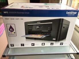 Brother MFC-J5320DW Compact Colour Inkjet Multifunction Printer with Fax