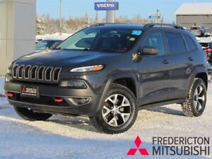 2016 Jeep Cherokee TRAILHAWK | V6 | SUNROOF | SAVE $8,226 VS NEW