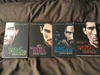 new series by nalini singh adult books x 4