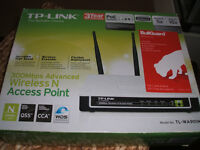 wireless access point ,boxed ,hardly used