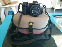 Minolta 7700i 35mm slr film camera.