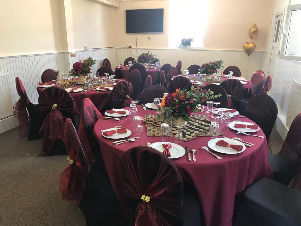 linen hire chair covers hire sashes tablecloths hire events