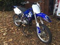 Yamaha YZ125 2001