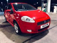 2007 Fiat Grande Punto 1.4 ACIVE SPORT FSH