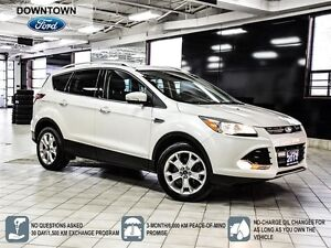 2014 Ford Escape Titanium, Panoramic Moonroof, Navigation,