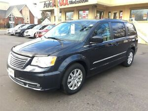 2013 CHRYSLER TOWN & COUNTRY TOURING- REAR SLIDING DOORS, NAVIGA