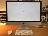 iMac 27 Inch (late 2012) 2.9GHz Intel Core i5 16GB Great Condition