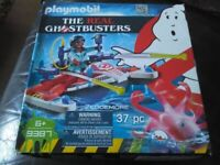 Children's Playmobil The Real Ghostbusters 9387. Children's toy Age 6+ Brand New Boxed I WILL POST