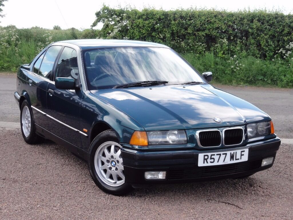 bmw e36 316i se saloon automatic only 57k miles mot february 2018 in tranent east. Black Bedroom Furniture Sets. Home Design Ideas