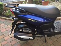 SYM SYMPLY 125 -2014 VERY GOOD CONDITION FINANCE AVAILABLE ONLY £995