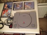 Playstation 1 * PS1 CONSOLE BUNDLE - READY TO PLAY
