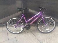 """ladies universal wildthing bike 26"""" wheels"""