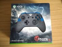 Brand new & unopened XBOX Gears of War Limited Edition Wireless Controller